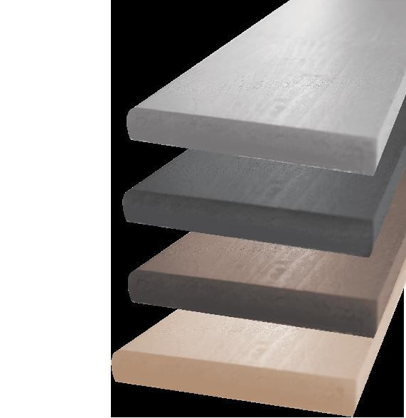 Universal Porch Plank