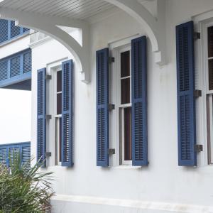 Aeratis Custom Shutters Aeratis Porch Flooring